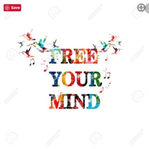 FREE YOUR  MIND SIGN