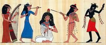 Image result for ancient egyptian dancers